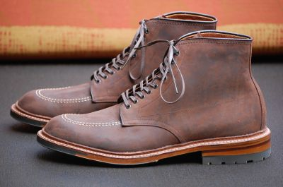 Alden Shoes The Vintage Indy Leather Soulleather Soul