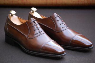 John Lobb Shoes >> John Lobb - Wroxham in Parisian Brown Museum - Leather SoulLeather Soul