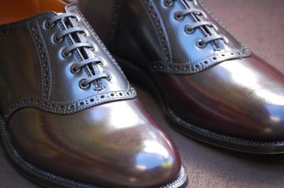 Alden Shoes - The American Saddle Shoe