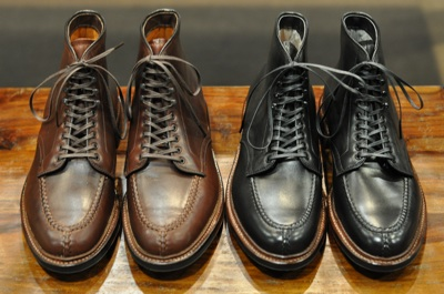 Alden Shoes 2 New Variations Of Nst Boots In Stock