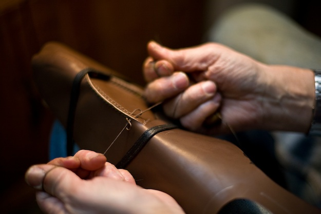 Leather Soul Featured Brand: Edward Green