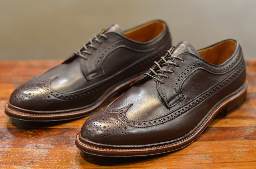Longwing Shoes Brown Black