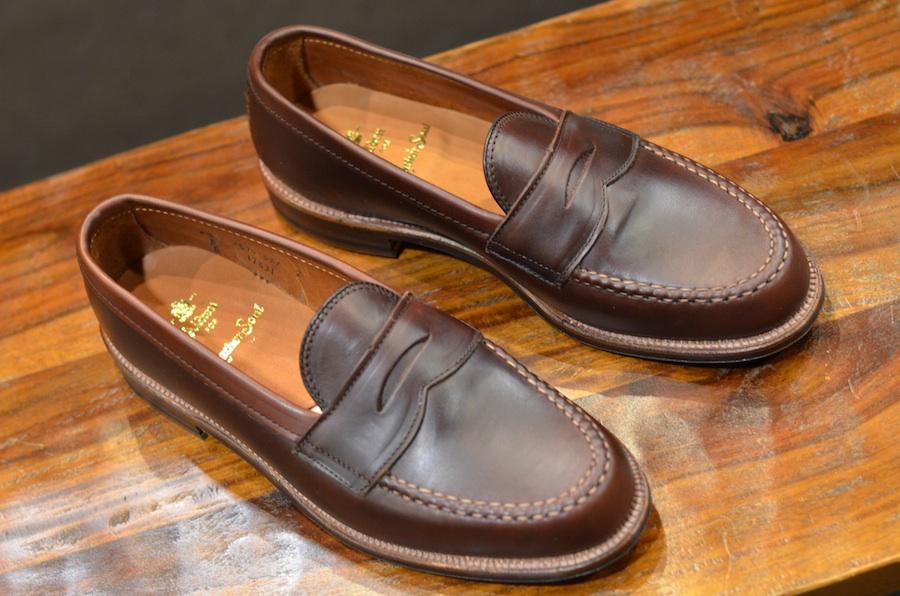 Alden shoe cxl lhs lsw lsbh leather soulleather soul for The alden