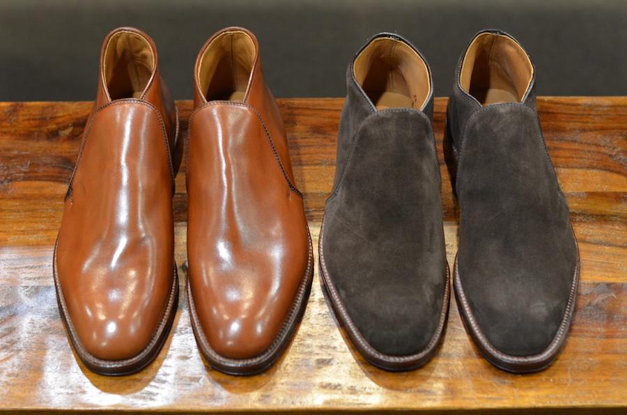 Alden Shoes - Slip on Chukka (LSW