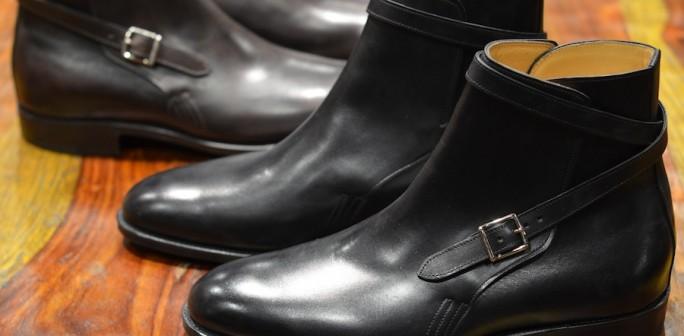 John Lobb Jodhpur Boot Lsw Leather Soulleather Soul