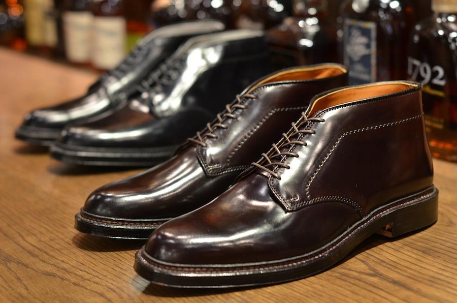 Alden Dress Shoes Sole