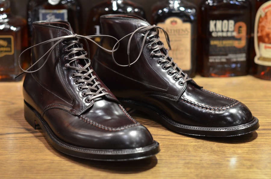 Alden Shell Boots Search Results Leather Soul