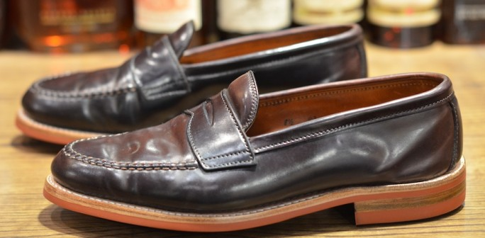 7464cfc4c73 Red Dainite Resole from B.Nelson Shoe - Leather SoulLeather Soul