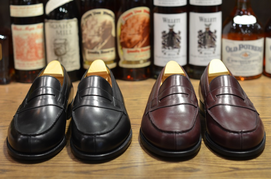 Jm Weston Signature Loafer Lsw Lsbh Leather Soulleather Soul