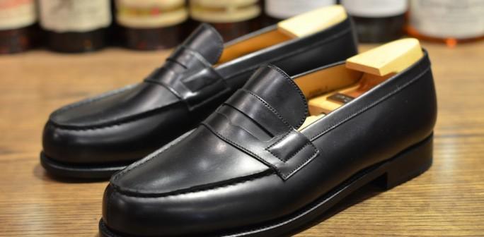 Jm Weston Signature Loafer Lsw Amp Lsbh Leather