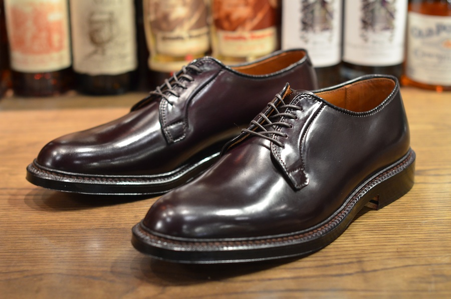 Alden Shoe The 990 And 9901 Lsw Amp Lsbh Leather