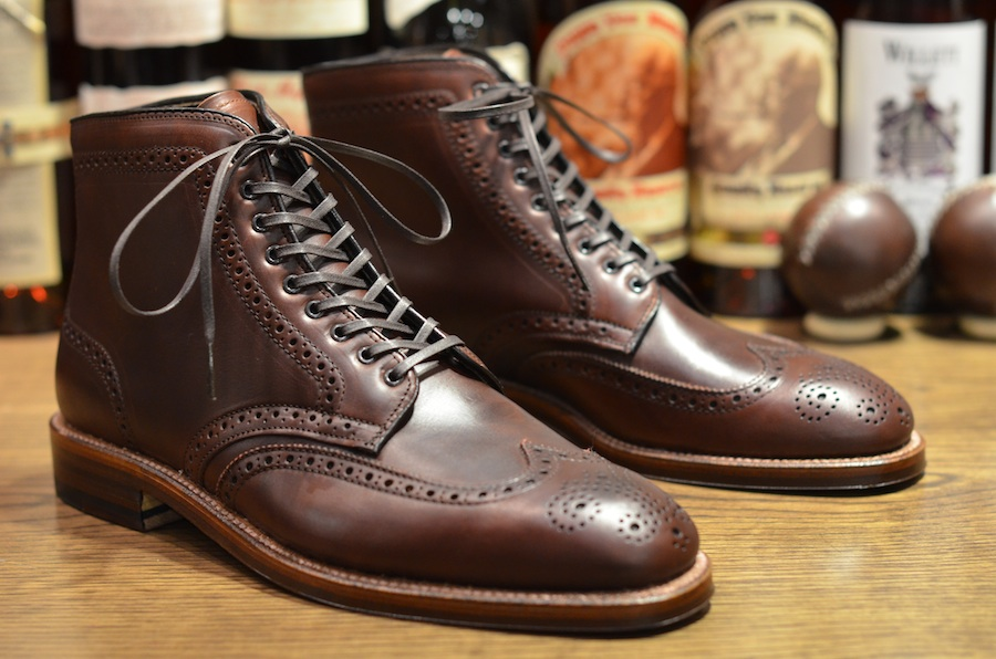 Alden Shoes Review