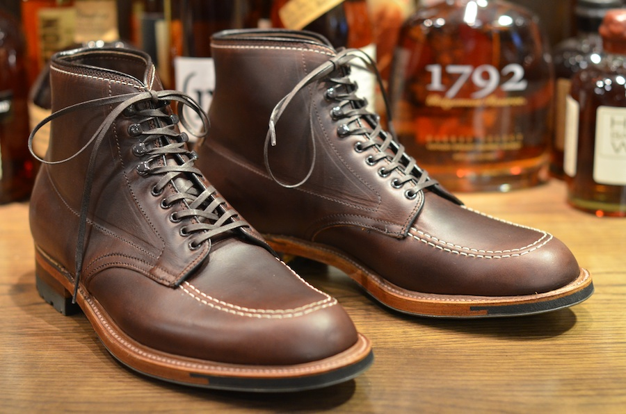 Alden shoe the ultimate indy lsw lsbh leather for The alden