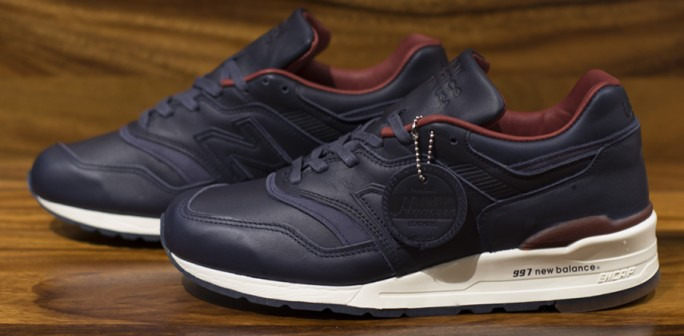 New Balance - M997BEXP (LSDT) - Leather SoulLeather Soul