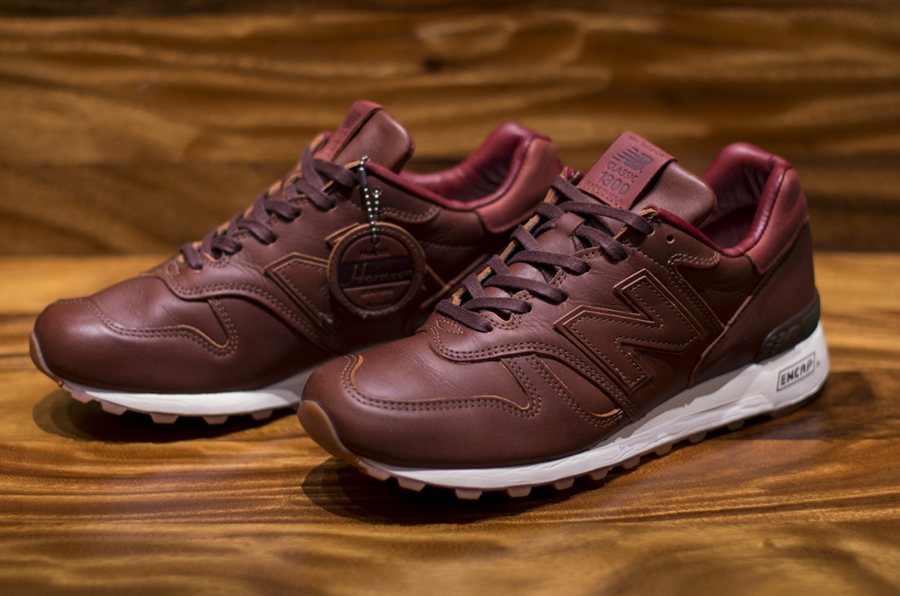 new balance 1300 horween leather